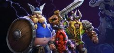 Come giocare i Vichinghi Sperduti in Heroes of the Storm