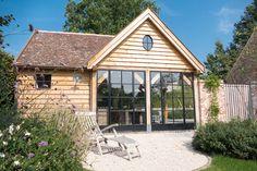 Exclusieve eikenhouten gebouwen | Green Oak | Fullscreen Page