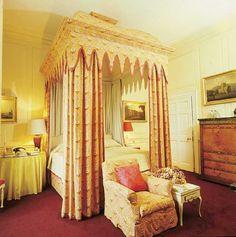 David Hicks bedroom