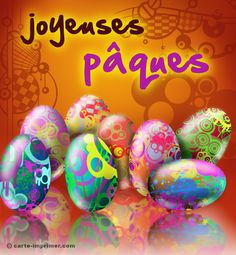les oeufs de pâques - Google Search French For Beginners, Easter Eggs, Compliments, Google, Beginners French