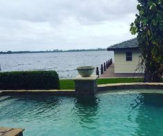 My view today while hosting an open house at 9924 Lone Tree Lane from 2 to 5.  The boat house is grandfathered in and you would not be able to build one today. This 4 bedroom 4/1 bath home is emacualat and is filled with elaborate architectural detailing. This is the best priced home located on the Butler Chain!! #Windermere #dreamhome #lakelife #drphillips #lakefront #luxury #luxuryrealestate #luxuryhomes #lifestyle #orlandorealtor #lakesheen #goumetkitchen - posted by Lona Fonville-maali…