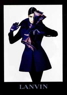 Lanvin Couture by Montana