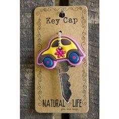 Car Key Cap