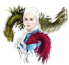 Daenerys | digart | digart.pl