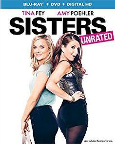 Amazon.com: Sisters (Unrated Blu-ray + DVD + Digital HD): Tina Fey, Amy Poehler, Maya Rudolph, Ike Barinholtz, James Brolin: Movies & TV