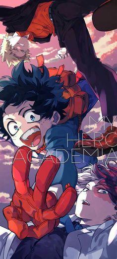 Boku no Hero Academia wallpaper  #BokunoHeroAcademia #cosplayclass #anime
