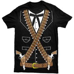 Pistolero T-Shirt. So Mexican Store. Funny Mexican t shirts for men, women, and children! Pistolero T-Shirt in stock!