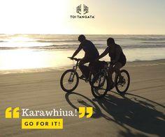 Bike Challenge, New Zealand, Join, Challenges, Check, Maori