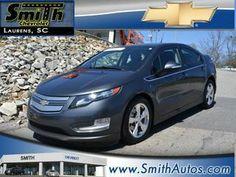 2013 Chevrolet Volt, 27,581 miles, $25,000.