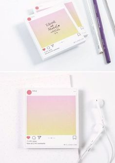 Gifts For Her – How to Really Impress Women on Any Budget – Gift Ideas Anywhere Cute Office Supplies, Office And School Supplies, School Supplies Organization, College Organization, Paper Toy, Scrapbook Organization, School Stationery, Kawaii Stationery, Too Cool For School