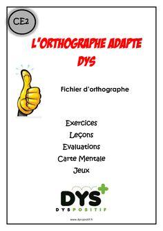 Orthographe CE2