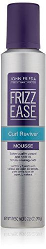 John Frieda Frizz Ease Curl Reviver Styling Mousse, 7.2 Ounce  //Price: $ & FREE Shipping //     #hair #curles #style #haircare #shampoo #makeup #elixir