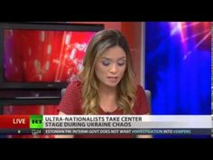 Russia Today Anchor Resigns Live On Air