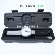 """66.31$  Buy now - http://alihq6.worldwells.pw/go.php?t=32637619949 - """"Professional Torque Wrench 3/8DR"""""""" 0-30Nm ACD Analog Dial Torque Wrench Tool Made In Taiwan"""""""