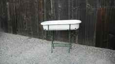 Vintage Baby Bathtub There Is Only One At Embellish