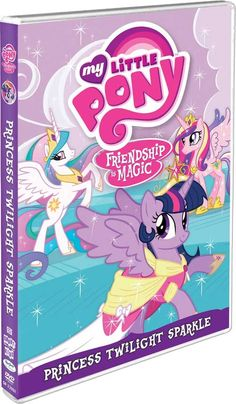My Little Pony Friendship Is Magic Episodes | My Little Pony: Friendship Is Magic - Box Art for ' April ' Release ...