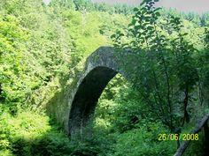 ponte sul torrente Esarulo