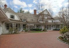 Ron Howard's Greenwich Connecticut, Conyers Farms Home: Take The Tour!