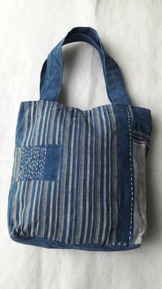 Check out this item in my Etsy shop https://www.etsy.com/listing/461496266/indigo-totes-bag-line-stitched-baghand