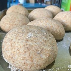I LOVE baking (and watching other people baking), especially the ritual of bread baking. As it's new GBBO, why not bake my easy, soft wholemeal rolls? Wholemeal Bread Recipe, Wheat Bread Recipe, Tasty Bread Recipe, Healthy Bread Recipes, Whole Food Recipes, Dessert Recipes, Cooking Recipes, Clean Recipes, Desserts