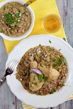 Risotto, Ethnic Recipes, Food, Meal, Essen, Hoods, Meals, Eten