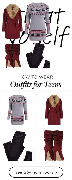 """Untitled #1367"" by cobragirl1123 on Polyvore featuring New Look"
