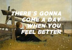 You'll rise up free and easy on that day In the Month of June (1899), L. A. Ring / Up The Wolves, The Mountain Goats