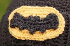 Louie's Loops: Holy free pattern, Batman!!