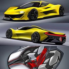 If the rumors of this 2018 3-seater McLaren F1 successor are true, I will say it now : PLEASE SIGN ME UP.   That's directed at you, Mr.  @jamesbanksesq  CC @frank_stephenson @robert_melville @mclarenauto @mclaren  #So #Much #Want _____________________________________________________________ #McLaren #F1 #McLarenF1 #WOW #Speechless #Perfect #MacOnTrack #Amazing #Dream #P1 #675LT #650S #12C #570S #England #PrideOfEngland #Yellow #Please #Ferrari #Porsche #Lamborghini #Pagani...