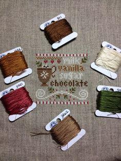 Alexandra's Cross Stitch blog