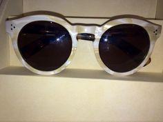 Illesteva Leonard Two Sunglasses