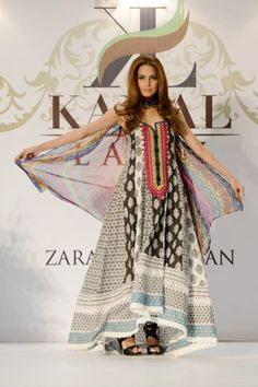 Complete Collection - Photo 5: Kamal Lawn by Zara Shahjahan Showcase in Karachi,