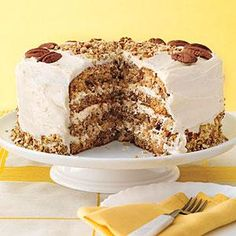 Make the best of ripe bananas with this recipe for Hummingbird Cake. You'll receive rave reviews and requests for more when Hummingbird Cake is on your dessert menu.