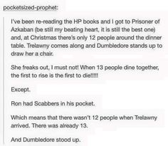Foreshadowing in Harry Potter. #Imgur