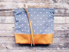 Scout & Catalogue polka dot scavenger pouch!