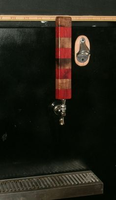 Upcycled Pull Handle  Wood Beer Tap Handle by BillsWoodenPleasures, $33.00