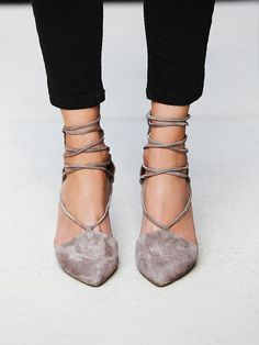 Free People Berlin Heel, $158.00