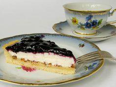 Blueberry Cream Cheese Tart
