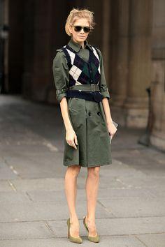 Tendencias verano 2013 trench coats abrigos lluvias | Galería de fotos 5 de 35 | Vogue México