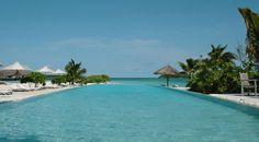 A True Holistic Escape: Cocoa Island by COMO, Maldives
