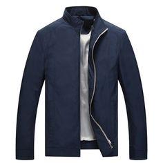2016-Men's Casual Jacket/Coat-Autumn/Spring - SA boutique Shop  - 2
