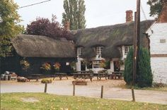 Six Bells Pub Warborough, Oxfordshire British Pub, Great British, Vicar Of Dibley, Midsomer Murders, English Village, English Countryside, Filming Locations, Country Life, Old Town