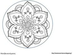 Hard Flower Coloring Pages fbfnh Hand Embroidery Patterns Flowers, Machine Embroidery Patterns, Shabby Chic Embroidery, Cool Henna Designs, Jesus Artwork, Bouquet Tattoo, Simple Henna, Flower Coloring Pages, Flower Wallpaper