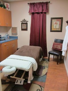 One of the relaxing massage rooms at Remedi...hot stone, Mommy to be, deep tissue...what's your fav?