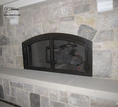 36 best iron fireplace screens images fireplace screens iron rh pinterest com