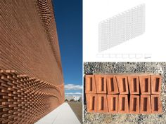 Innovations in Textured Brick -