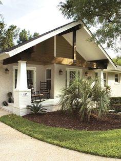 Mid Century Modern Ranch Style House