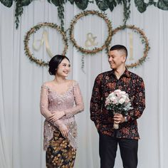 Likes, 52 Comments - Bridesmaid Kebaya Lace, Kebaya Hijab, Kebaya Dress, Vestido Batik, Batik Dress, Mermaid Dresses, Bridal Dresses, Bridesmaid Dresses, Maternity Dresses
