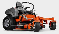 Husqvarna V-Twin Dual Hydrostatic Zero-Turn Lawn Mower With Mulching Capability (Kit Sold Separately) 9 Best Riding Lawn Mower, Best Lawn Mower, Riding Mower, Best Zero Turn Mower, Zero Turn Lawn Mowers, Commercial Zero Turn Mowers, Kohler Engines, Steel Deck, Best Commercials