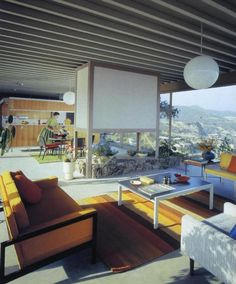 Pierre Koenig / The Stahl House (Case Study House #22),1635 Woods Drive, West Hollywood, CA.designed, 1959 https://www.facebook.com/pages/TOP-HOME-XXX/373272136183924